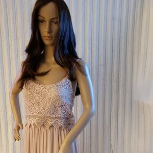 Maurices Maxi in Light Pink - NWT
